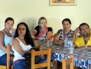 Assembleia em Gavião Peixoto - fev/2012