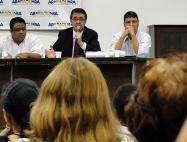 Reunião com promotor Raul Franco Junior - mar/12
