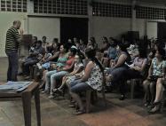 Assembleia em Santa Lúcia - mar/12