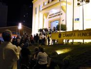 Assembleia na Praça Santa Cruz - 14/5/13