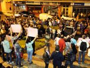 Manifestação campanha salarial 2014 - 700 servidores