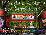 Festa à fantasia 2014 - cartaz